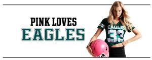 Pink Loves Eagles