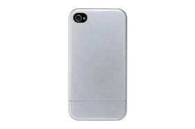 silver crystal incase iphone case